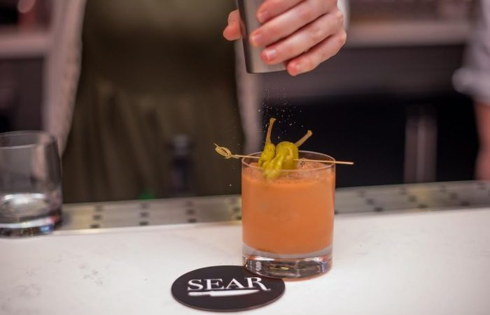 SEAR Cocktail