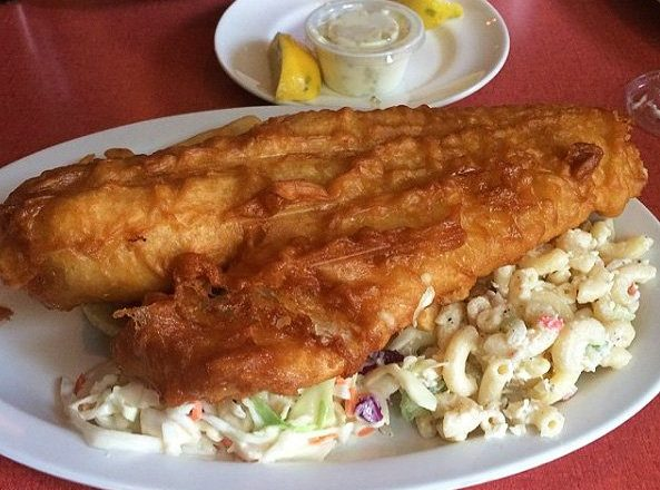 Crow's Nest Tavern Fish Fry