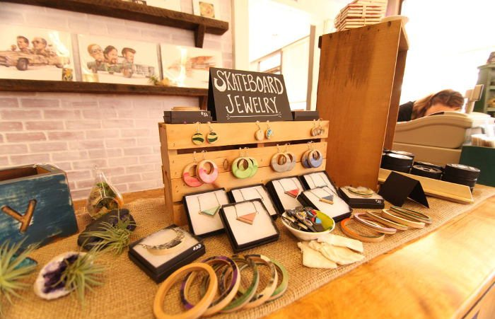Photo courtesy of Fred Handmade Wares + Gifts