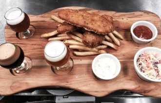 NYBP Fish Fry and Beer Flight