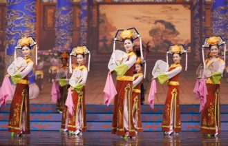 Photo courtesy of Shen Yun