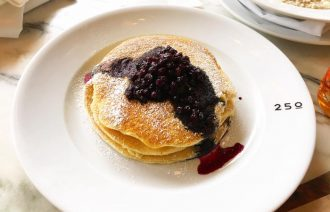 Buttermilk Pancakes / Photo courtesy of Patina 250