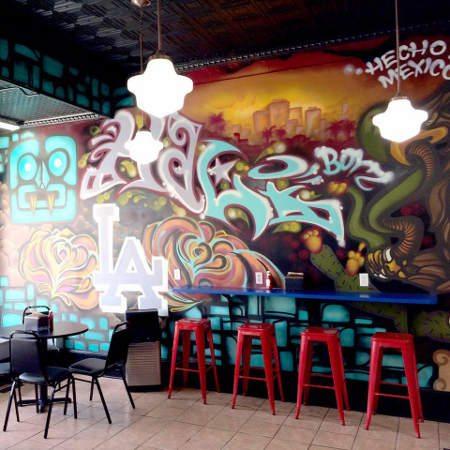 Hali Boyz Mexican-American Grille