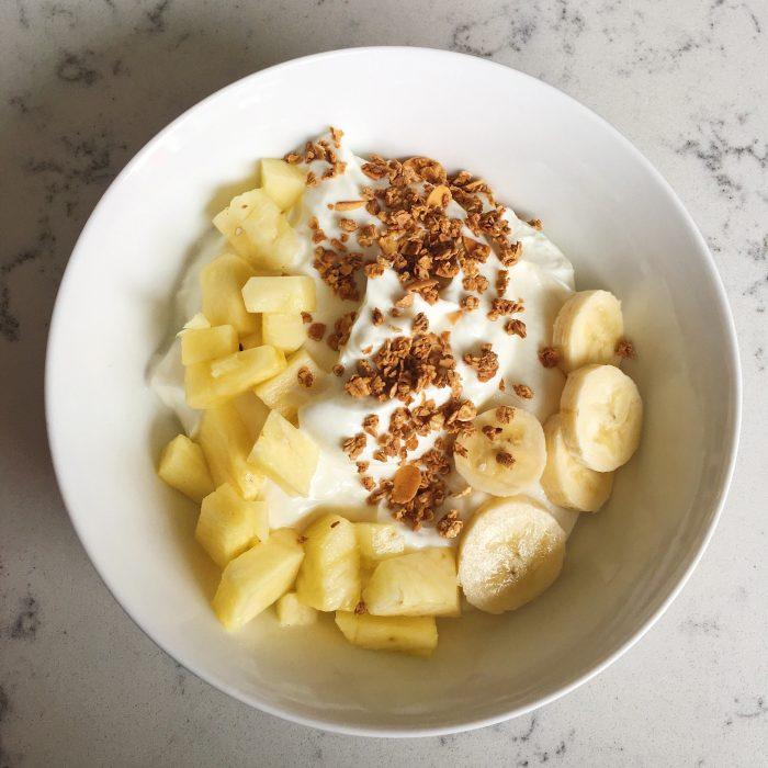 Fruit and Yogurt / Photo courtesy of Billy Club
