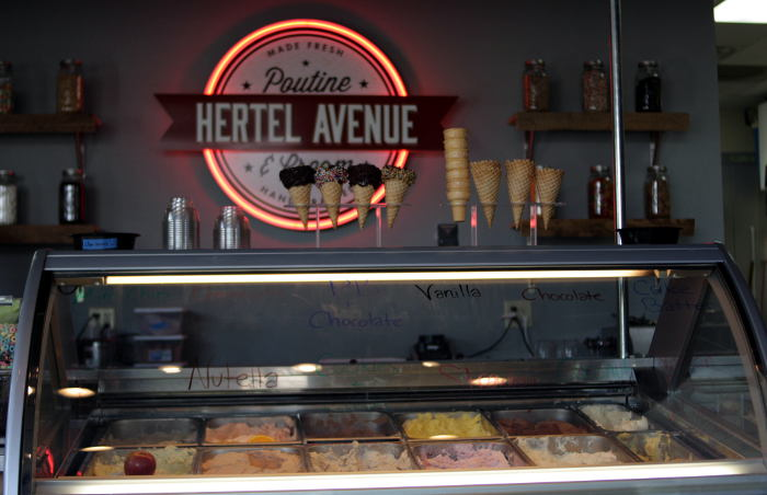 Hertel Avenue Poutine & Cream