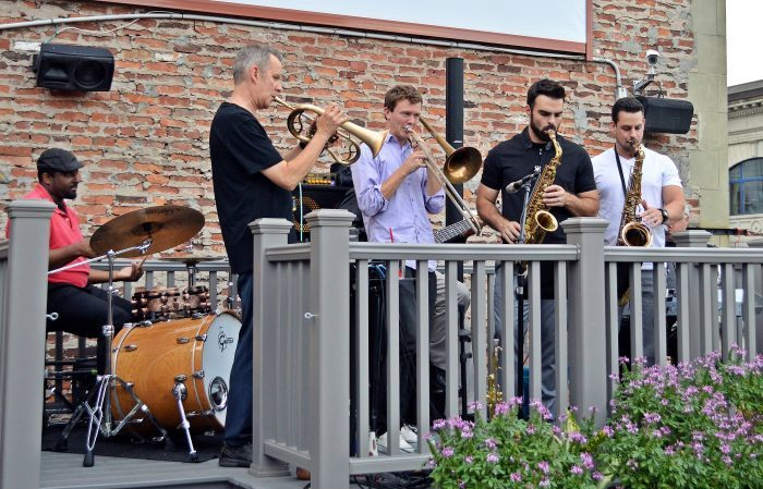 Spend Hump Day On a Rooftop Patio Enjoying Music at Soho Live
