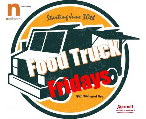 Marriott Amherst Food Trucks