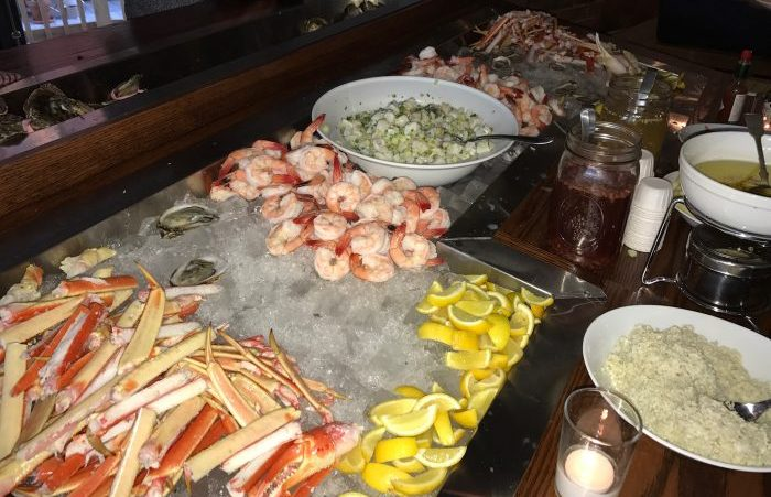 Buffalo Raw Bar // Step Out Buffalo