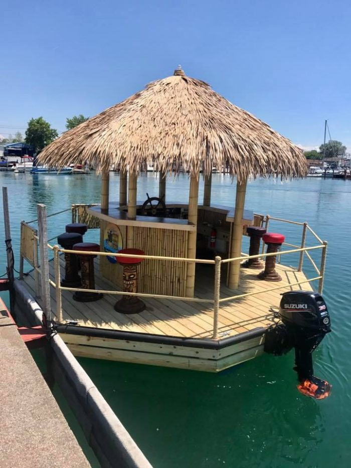 Photo courtesy of Buffalo Tiki Tours