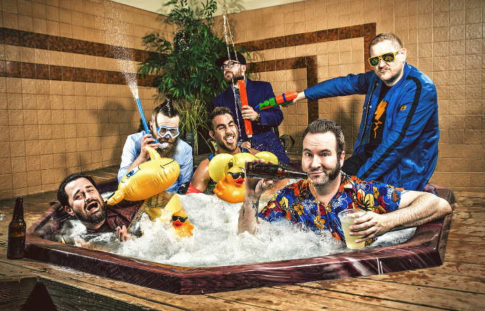 Photo courtesy of Reel Big Fish
