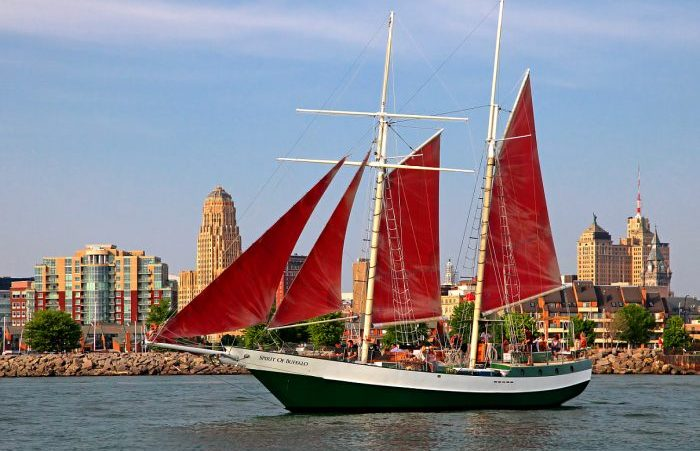 You Have Permission to Board: Wine in the Wind & Craft Brew Cruises