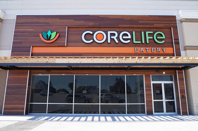 Corelife Eatery - Clarence