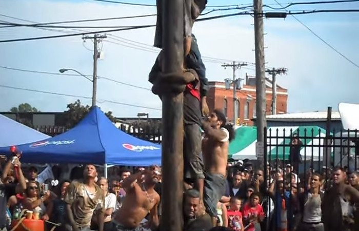 Greased Pole Festival