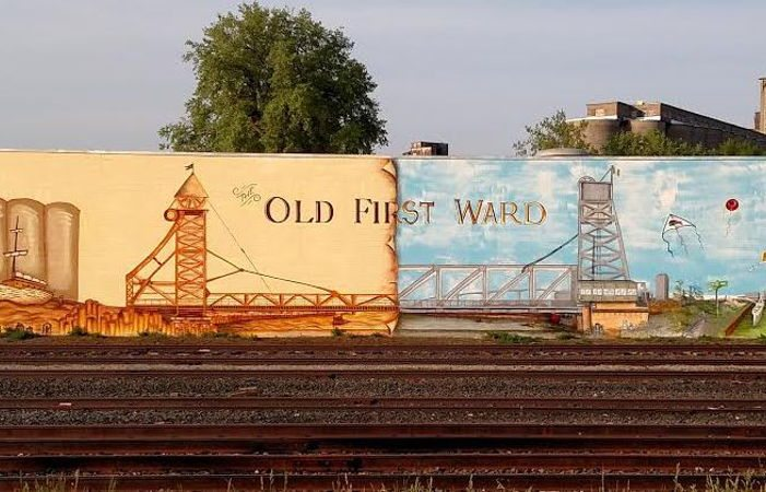 Explore Buffalo: The Old First Ward
