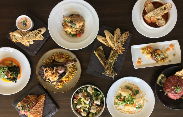 Panorama On Seven's New 2017 Summer Menu is 100
