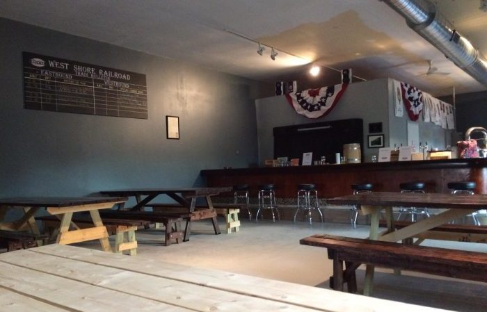 Clarence Has a New Brewery: West Shore Brewing