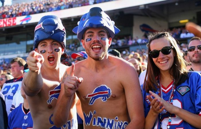 buffalo bills, game day bar crawl, sunday funday, step out buffalo, nfl, football, things to do, september 17, 2017