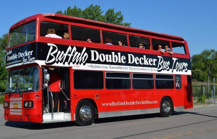 On Our Radar: Exploring Buffalo by Bus