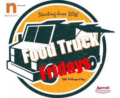 Marriott Amherst Ny Food Trucks