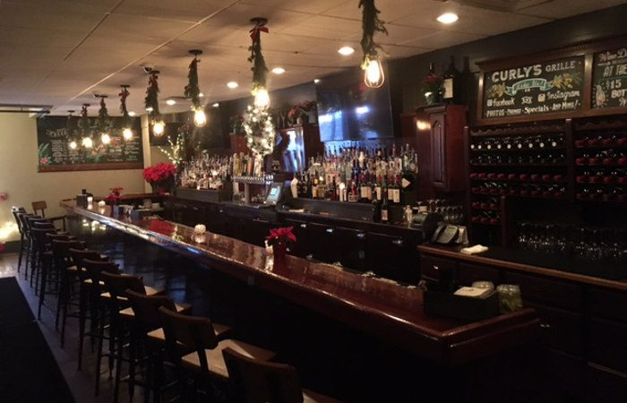 The Curly's Bar & Grille 647 Ridge Rd. Lackawanna / (716) 824-9716 Hours: Mon. – Fri 11 AM -10 PM; Sat & Sun 4 PM – 10 PM Christmas Eve Hours: 4-8 PM / New Years Eve Hours: 4-10 PM Cuisine: Caribbean, International, Seafood / Price: $$$ RESTAURANT INFO / WEBSITE