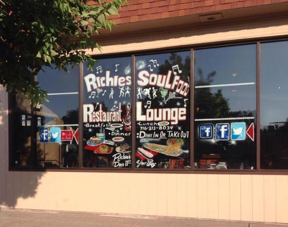 Richie's Soul Food Restaurant & Lounge