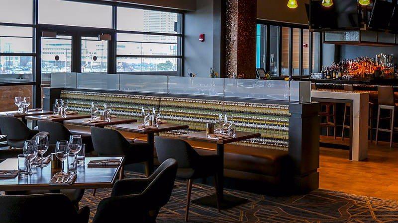 Phillips WD Bar & Grille at Seneca Buffalo Creek Casino