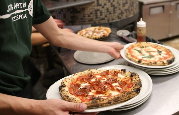 """These Pizzerias Got Buffalo Named """"The Ultimate Pizza Destination"""""""