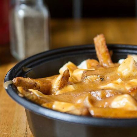 Hertel Ave Poutine and Cream