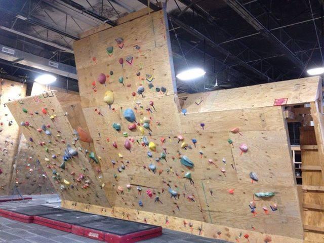 Buffalo Bucket List: Rock Climbing at the Niagara Climbing Center