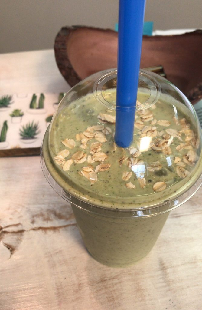 Smoothie from Green Eats
