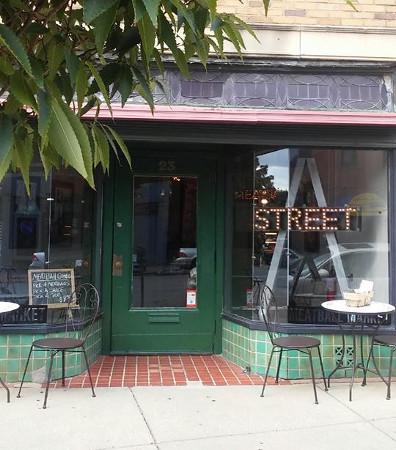 A Street – Meatball Market