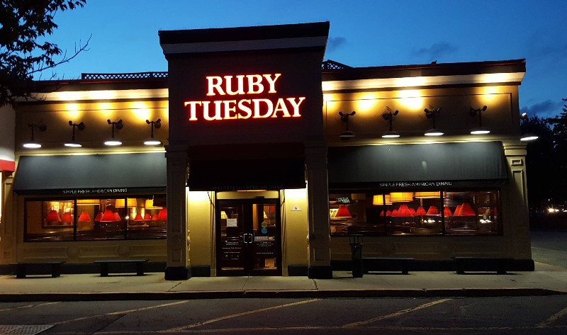 Ruby Tuesday- Blasdell