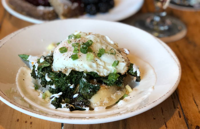 The Brunch Menu at 42 North Brewing Company Is Small But Oh So Sweet