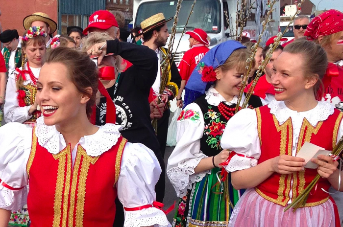 buffalo, dyngus day, buffalo ny, polish, wny