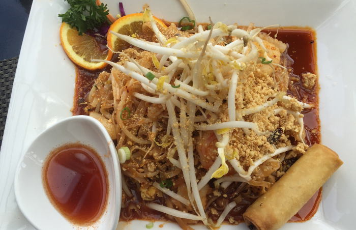 Fish Fry Alternatives: Almost anything from Taste of Siam
