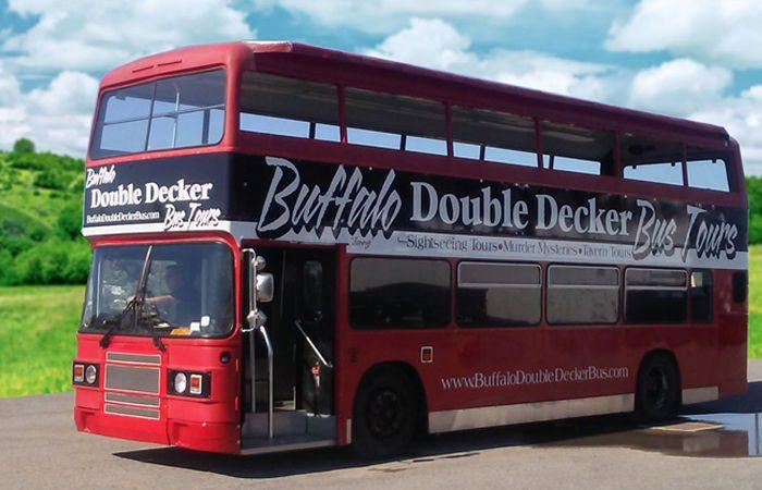 Buffalo Double Decker Bus Tours