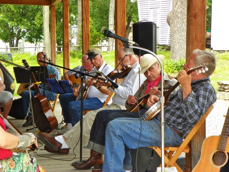 Fiddler's Green Country & Bluegrass Festival