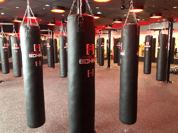 Red Level Boxing Williamsville