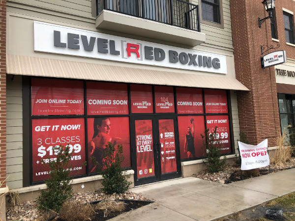 Level Red Boxing Williamsville