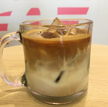 Churn Soft Serve and Coffee
