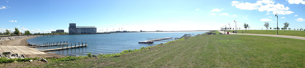 Buffalo Harbor State Park