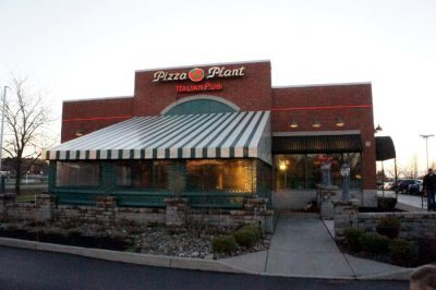 Pizza Plant Italian Pub - Transit