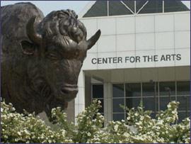 Center for the Arts SUNY Buffalo