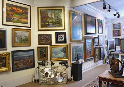 The Benjaman Art Gallery