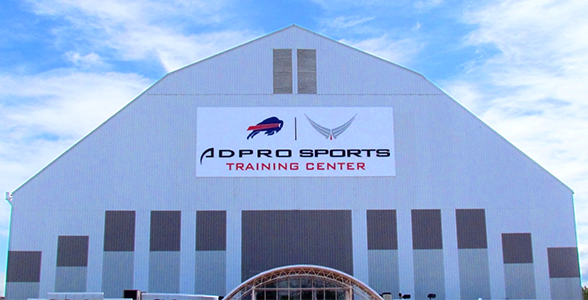 Buffalo Bills Field House