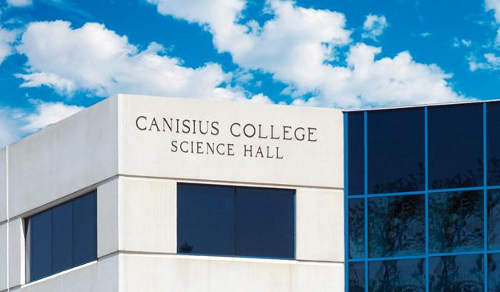 Canisius College Science Hall Commons