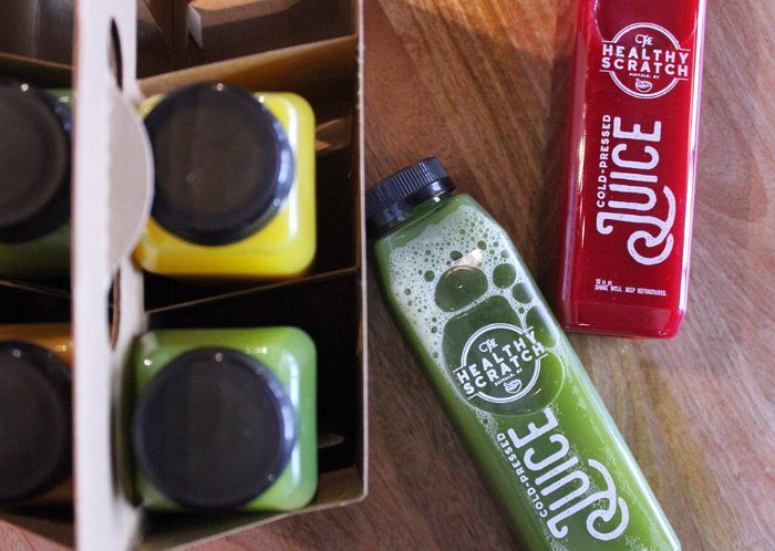 #BrunchLife Healthy Edition: Swapping Mimosas for Juice Shots at Healthy Scratch