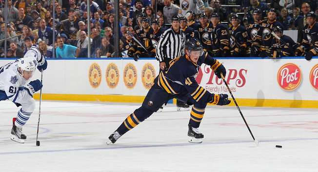 Buffalo Sabres @ Key Bank Center