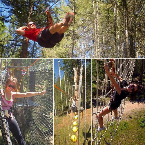 WildPlay's Whirlpool Adventure Course