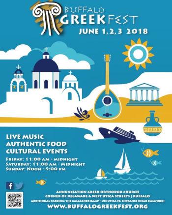 Buffalo Greek Festival